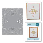 Spellbinders - Cut and Embossing Folder - Botanical Frame