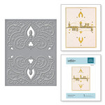 Spellbinders - Cut and Embossing Folder - Moroccan View
