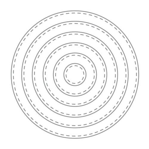 Fun Stampers Journey - Dies - Circle Around