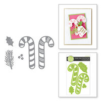 Fun Stampers Journey - Christmas - Dies - Candy Cane Cutie