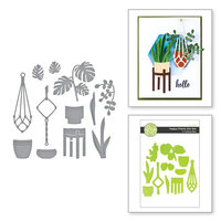 Fun Stampers Journey - Take Time For You Collection - Dies - Happy Plants