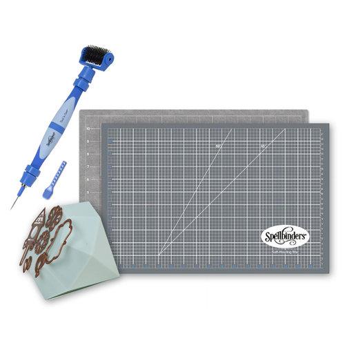 Spellbinders - Die Cutters Dream Kit - Must Have Tool Bundle