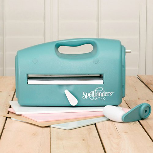 Spellbinders - Grand Calibur - Large Format Die Cutting and Embossing Machine - Teal