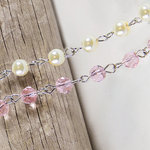 Spellbinders - A Gilded Life Collection - Beaded Rosary Chain I