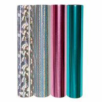 Spellbinders - Glimmer Hot Foil - Glimmer Foil Roll - Variety Pack 2