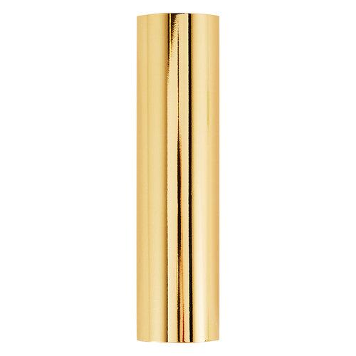 Spellbinders - Glimmer Hot Foil Collection - Glimmer Foil Roll - Polished Brass