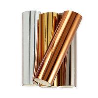 Spellbinders - Glimmer Hot Foil - Glimmer Foil Roll - Essential Metallics Variety Pack
