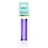 Spellbinders - Glimmer Hot Foil - Glimmer Foil Roll - Lavender Petal
