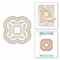 Spellbinders - Glimmer Hot Foil - Glimmer Plate - Elegant Square