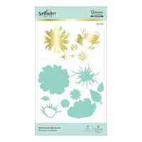 Spellbinders - Glimmer Hot Foil - Glimmer Plate - Glimmered Botanical