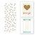 Spellbinders - Glimmer Hot Foil - Glimmer Plate - Scattered Hearts Background