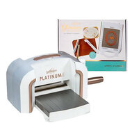 Spellbinders - Platinum 6 - Die Cutting Machine and Glimmer Hot Foil Accessory Kit