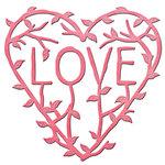 Spellbinders Love Vine Shapeabilities InSpire Die
