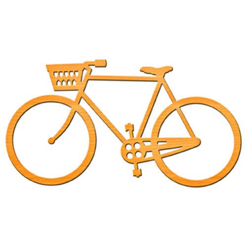 Spellbinders - Shapeabilities Collection - InSpire Die - Bicycle
