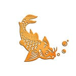 Spellbinders - Shapeabilities Collection - InSpire Die - Koi