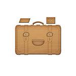 Spellbinders - Shapeabilities Collection - InSpire Die - International Luggage