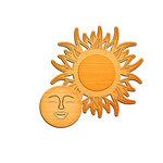 Spellbinders - Shapeabilities Collection - InSpire Die - Western Sunshine