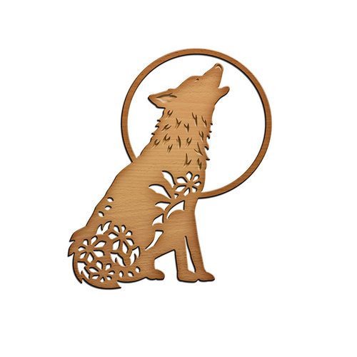 Spellbinders - Shapeabilities Collection - InSpire Die - Howling