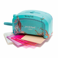 Spellbinders - Artomology Collection - Platinum 6 - Die Cutting and Embossing Machine - Deep Sea
