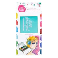 Spellbinders - ArtEssentials Collection - Watercolors Set - Brights