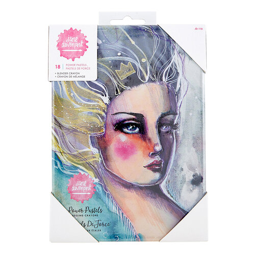 Spellbinders - ArtEssentials Collection - Jumbo - Power Pastels
