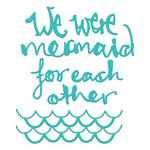 Spellbinders - Dies - Mermaid for Each Other