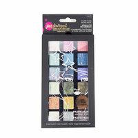 Spellbinders - Making Faces Collection - Palette Pastel - Mineral Eyes