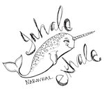 Spellbinders - Clear Acrylic Stamps - Relaxed Narwhal