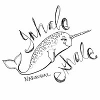 Spellbinders - Artomology Collection - Clear Acrylic Stamps - Relaxed Narwhal