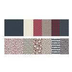 Spellbinders - Lumberjack Days Collection - 6 x 6 Paper Pad