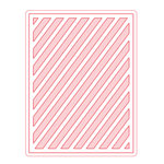 Spellbinders - Make Amazing Happen Collection - Die - Stripe Pattern