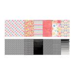 Spellbinders - Make Amazing Happen Collection - 6 x 6 Paper Pad