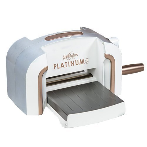 Spellbinder's Platinum 6 Die Cutting Machine