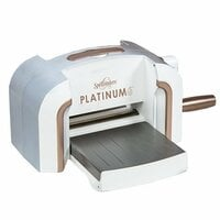 Spellbinders - Platinum 6 - Die Cutting and Embossing Machine