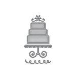 Spellbinders - D-Lites Die - Layered Cake