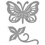 Spellbinders - D-Lites Die - Brilliant Butterfly