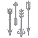 Spellbinders - D-Lites Die - Ornate Arrows