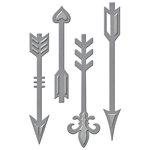 Spellbinders - D-Lites Die - Ornate Arrows