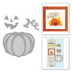 Spellbinders - Holiday Collection - Halloween - D-Lites Die - Jack-O-Lantern