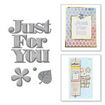 Spellbinders - D-Lites Die - Just for You