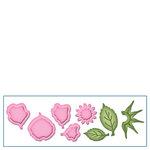 Spellbinders Create A Rose Shapeabilities D-Lites Die