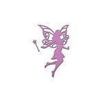 Spellbinders - Shapeabilities Collection - D-Lites Die - Fairy Ariana