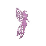 Spellbinders - Shapeabilities Collection - D-Lites Die - Fairy Cali