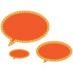Spellbinders - Trendy Collection - D-Lites Die - Conversation Bubble Three