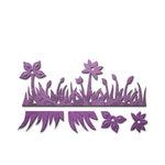 Spellbinders - Shapeabilities Collection - D-Lites Die - Flower Field