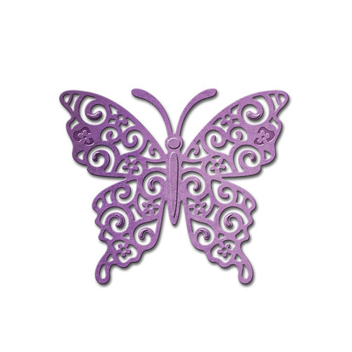 Spellbinders - Shapeabilities Collection - D-Lites Die - Butterfly