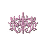 Spellbinders - Shapeabilities Collection - Die - Acanthus Chandelier