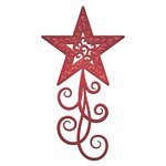Spellbinders - Holiday Collection - D-Lites Die - Shining Star