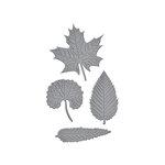 Spellbinders - D-Lites Die - Leaves