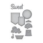 Spellbinders - D-Lites Die - Sweet Set